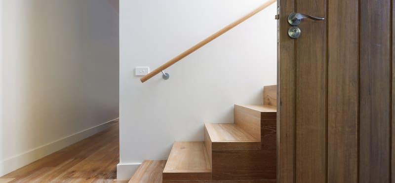 zewnetrzne drzwi drewniane selko